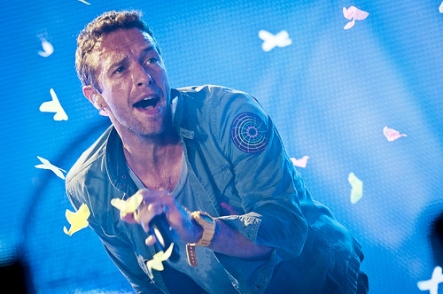 Coldplay no Palco Mundo