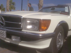 automobile, automotive exterior, wheel, vehicle, mercedes-benz r107 and c107, mercedes-benz w123, mercedes-benz, bumper, land vehicle, luxury vehicle,