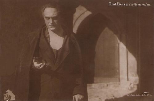 Olaf Fönss in Homunculus, 5