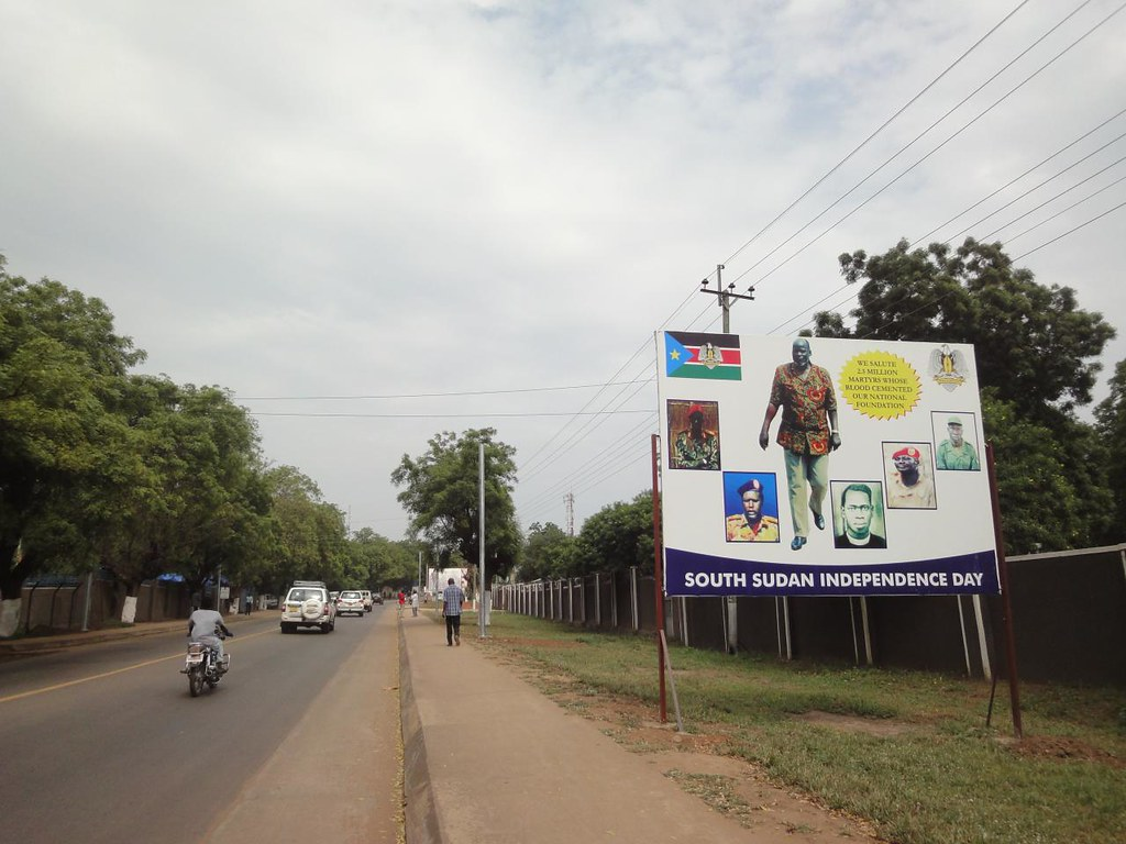 Independência do Sudão do Sul