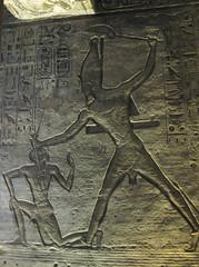 Interior Reliefs at Abu Simbel (V)