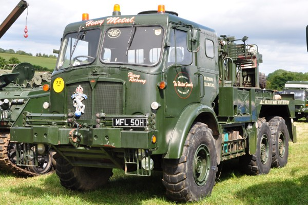 Walter Family AEC Militant MK 3 MFL  50H