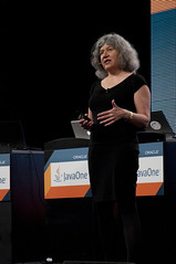 "Linda DeMichiel, Technical Keynote ""Java EE"", JavaOne 2011 San Francisco"