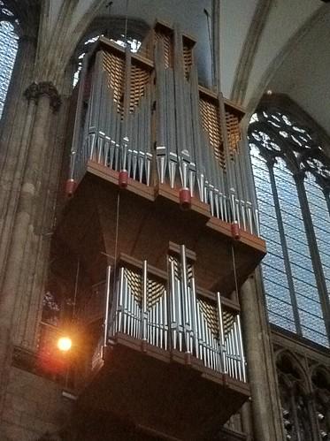QUÉ HACER EN COLONIA: Órgano de la catedral de Colonia qué hacer en colonia - 6249164778 ffcee228f5 - Qué hacer en Colonia, Alemania