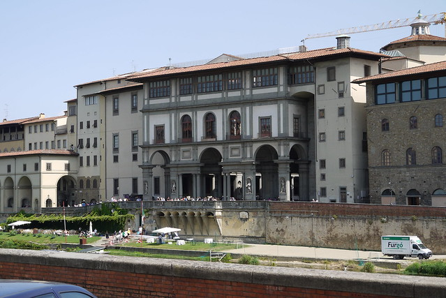 Galleria degli Uffizi 烏菲茲美術館