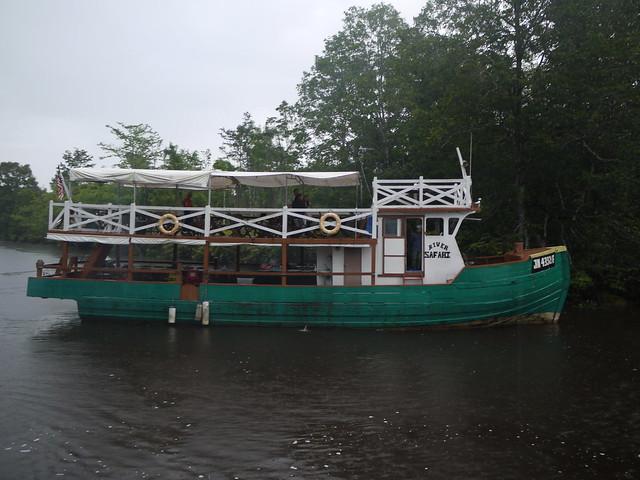 Klias River Cruising