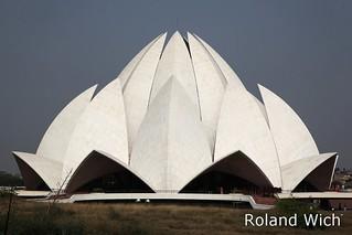 Delhi - Lotus Temple