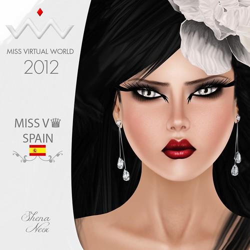 Shena Neox MV♛ SPAIN 2012