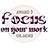 the * Focus on your work * L1 ~Invit Only~  Award 5 or more group icon