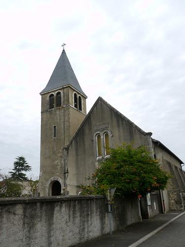 Bellocq, Pyrénées Atlantiques: église réformée de France
