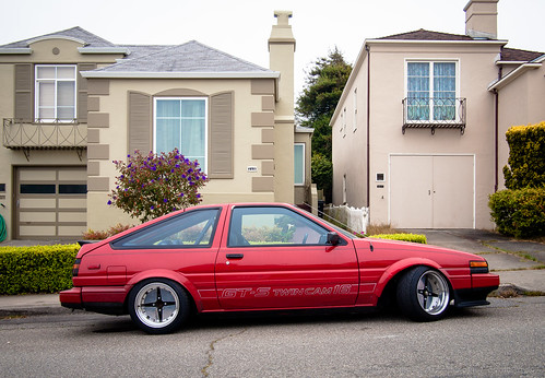 Street Parking: Slammed GT-S by the other Martin Taylor