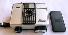 Ricoh Auto Half Frame E Camera