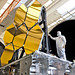 NASA's Webb Telescope Completes Mirror-Coating Milestone by NASA Goddard Photo and Video