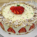 """Fraisier"" a Yummy French Strawberry Cake 01"