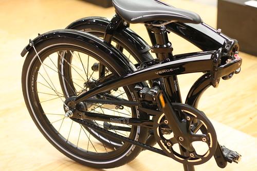 fold-away bike