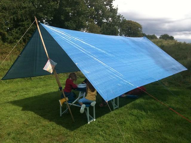 Diy Car Shelter Camping : Flickr mr kelsey smith