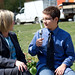 Teen reporter Ryan Rocca talks school fees with Andrea-3501
