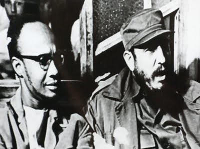 Amilcar Cabral, co-founder of the African Party for the Independence of Guinea and Cape Verde (PAIGC) along with Fidel Castro former President of Cuba and Secretary General of the Communist Party. Cuba plays an integral role in the African Revolution. by Pan-African News Wire File Photos