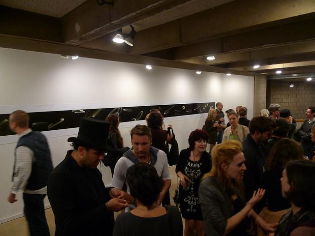 RU EXHIBITION: Andrew Mount:  Graphemes And Epigraphs