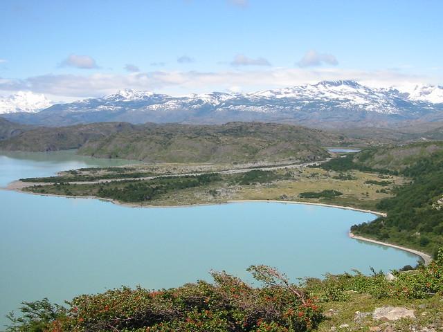 """Torres del Paine """"W"""" trek, day 3: Lago Nordenskjöld"""
