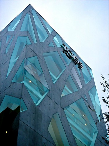 TOD'S表参道ビル, TOD'S Omotesando Building, Tokyo, Japan