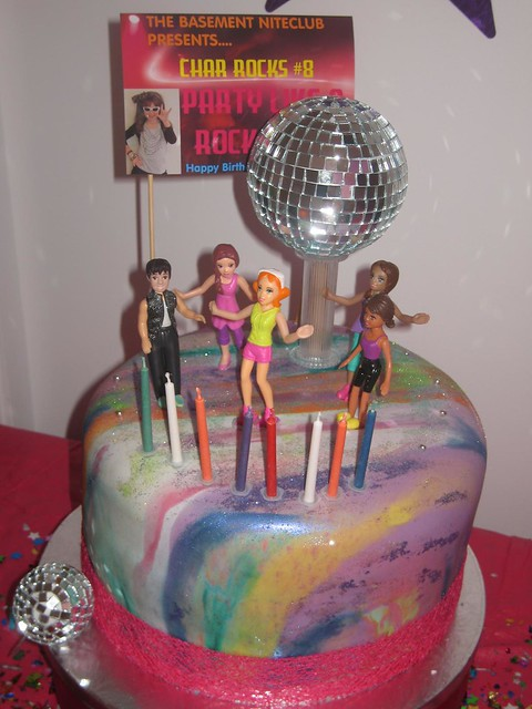 8Th Birthday Cake Ideas http://www.flickr.com/photos/kiwigirlsteph/6168296144/