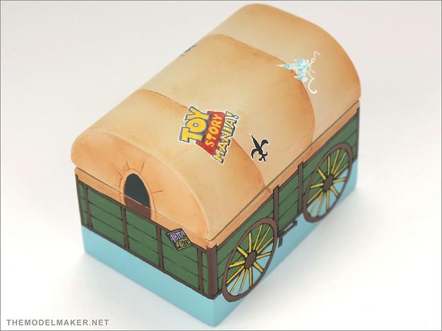 Toy Ring Machine