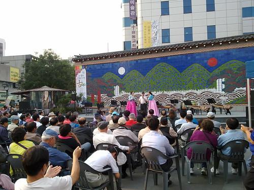 Jongro moonhwa festival
