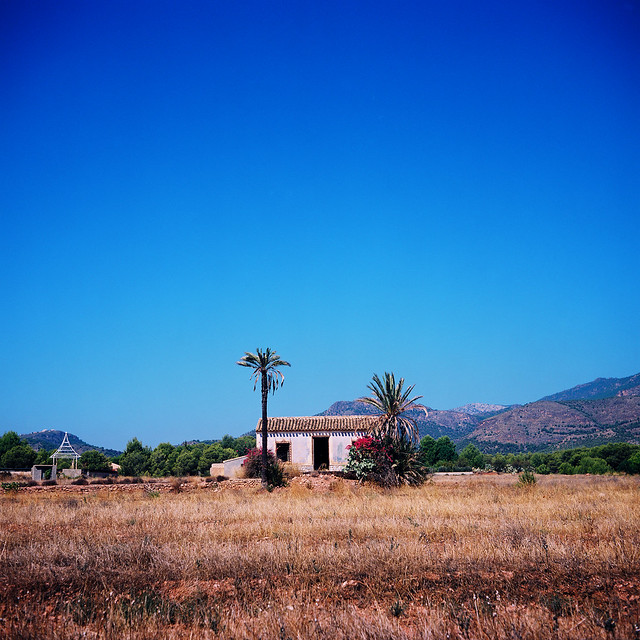 Photograph: [Untitled]; Totana, Spain, September 2011. By Simon Holliday.