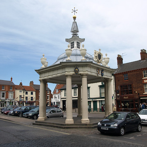 The Market Cross, Beverley