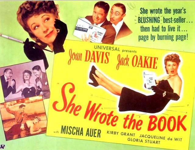 Joan DAVIS; 'B' comedy 1946