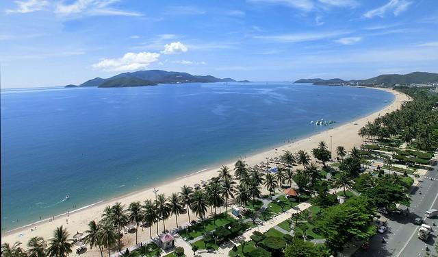 Nha Trang Beach - from Novotel Nha Trang