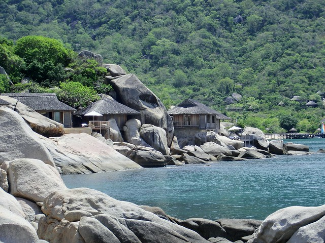 Rock Villa - Six Senses Ninh Van Bay