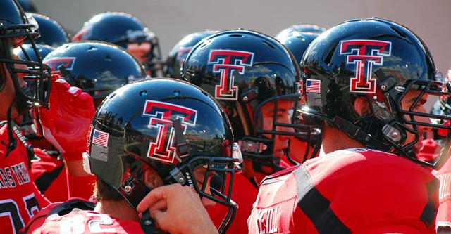 Texas Tech Football Team