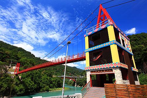 GS35烏來吊橋