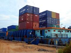 Pelabuhan Khusus PT Citra Lautan Teduh