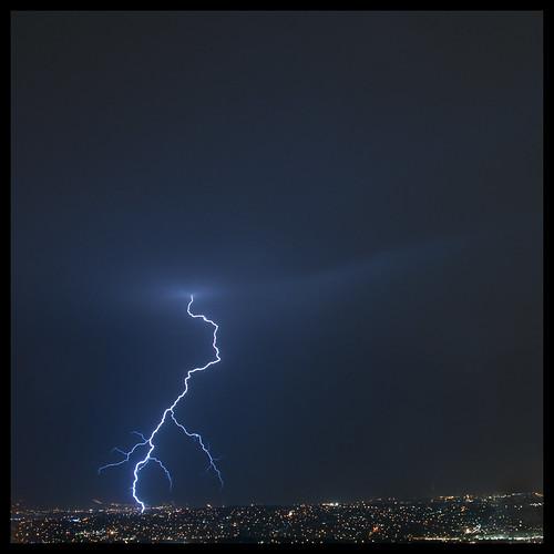 longexposure night landscape nikon lightning johannesburg d90