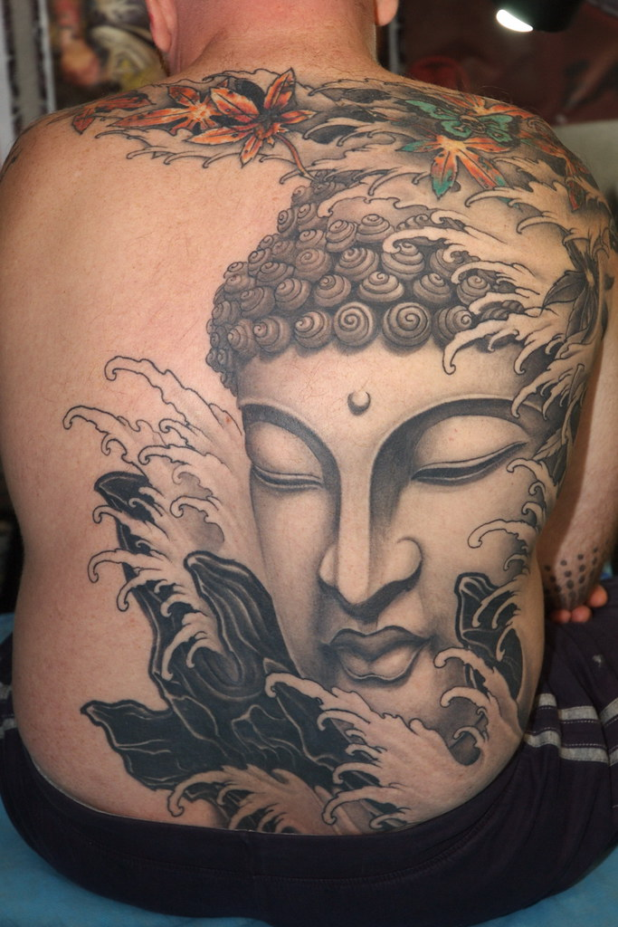 buddha - East Tattoo - a photo on Flickriver