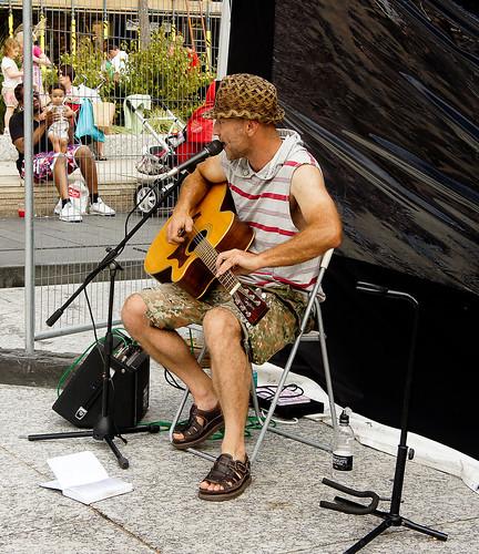 Random musician