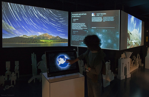 TWAN at the Ars Electronica Center