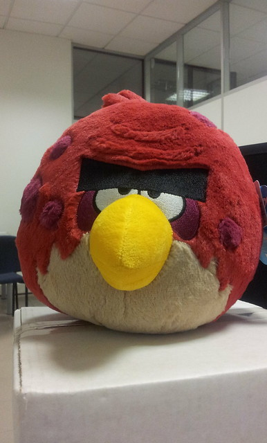 Angry birds big brother flickr photo sharing - Angry birds big brother plush ...