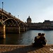 Paris, France - Love In The Air @Ponts des Arts by GlobeTrotter 2000