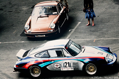 Martini Porsche by Thorsten Haustein