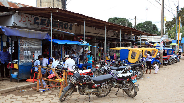 Puerto Maldonado markets