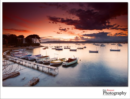 sunset sea summer mer seascape france port canon landscape photography boat europe harbour wideangle côtedazur explore bateau paysage canonef1740mmf4lusm waterscape capdantibes frenchriviera 2011 provencealpescôtedazur singhray leefilter canoneos5dmarkii ericrousset leendgrad075 singhray3stopreversegndfilter