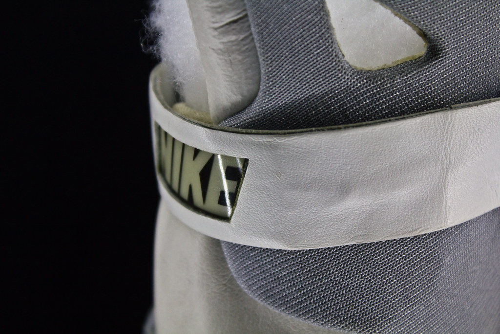premium selection 3903c 053fd Screen Used Nike MAG Close-Up