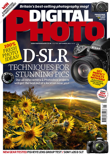 Digital Photo - September Issue
