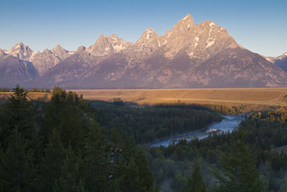 Grand Teton National Park - Snake River Overlook