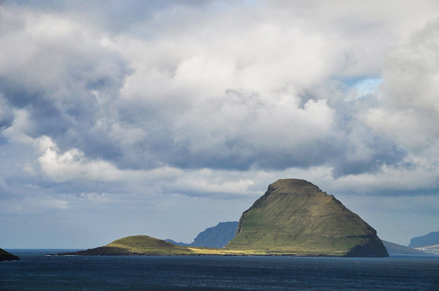 Koltur, Faroe Islands.