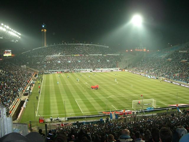 Stade v lodrome flickr photo sharing for Porte 7 stade velodrome